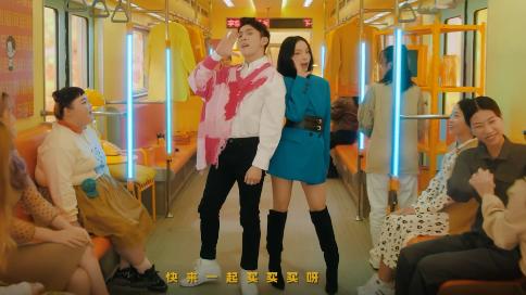 双十一预售 李佳琦 x 刘柏辛首支单曲《买它》