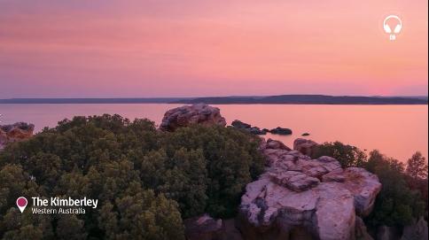 澳大利亚旅游局宣传片:8D Escapes-洋红色篇