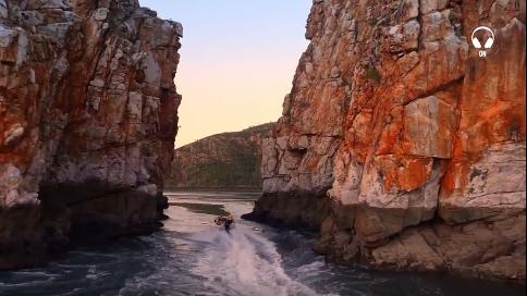 澳大利亚旅游局宣传片:8D Escapes-红色篇