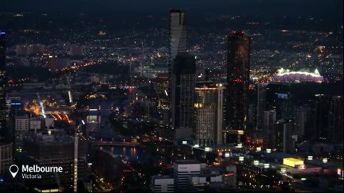 澳大利亚旅游局宣传片:8D Escapes-黑色篇