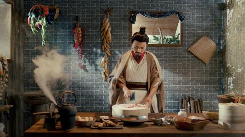 《楚厨》餐厅宣传片