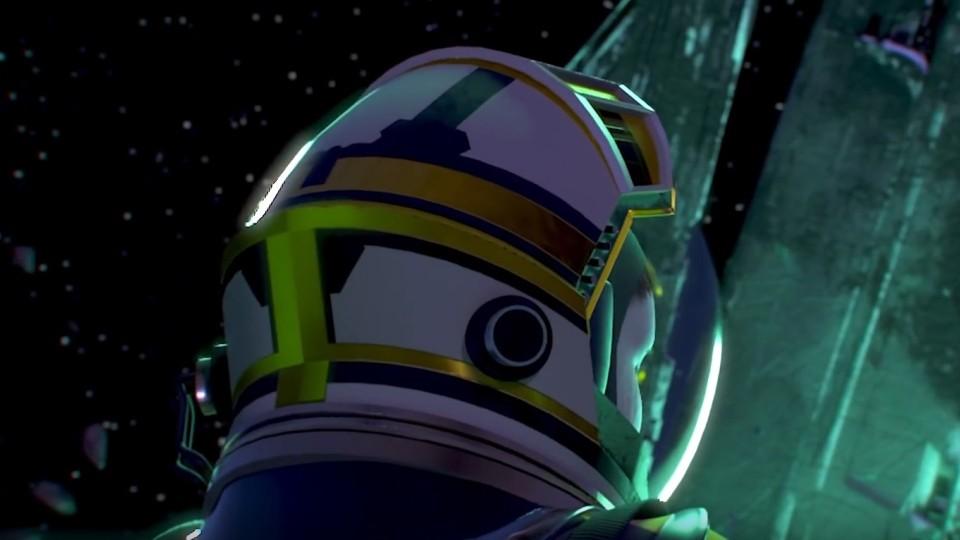 走心科幻动画—《放手》