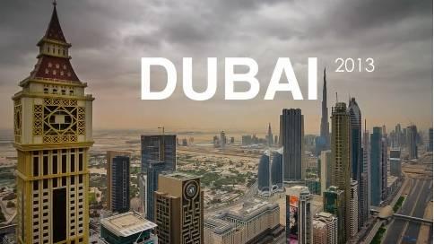 迪拜城市宣传片《这就是迪拜》