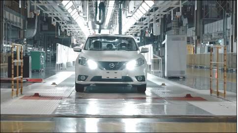 日产(中国)汽车有限公司师徒传承英文国际宣传片