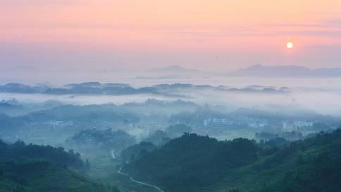大美环江  活力慢城——自然遗产地,好客毛南游