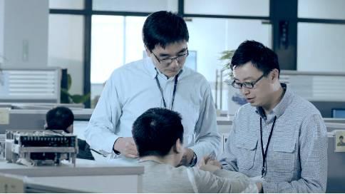 汇川技术—企业宣传片制作