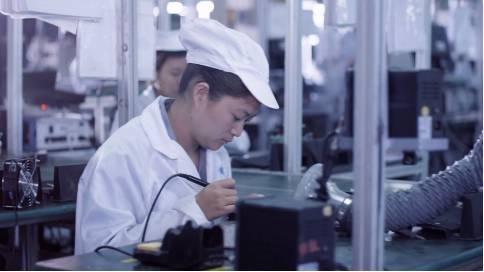 奥克斯—苏州企业宣传片制作