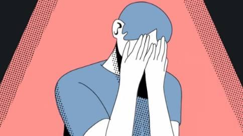 咻动画MG动画《诚意邀请你进入抑郁的世界》