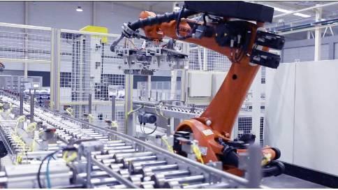 工业自动化题材-企业宣传片拍摄制作