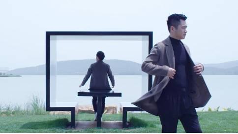 《黄龙男装》精致大衣风衣专注男士轻奢男装