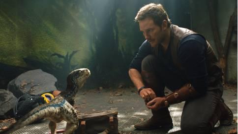 好莱坞电影预告片《侏罗纪世界2》