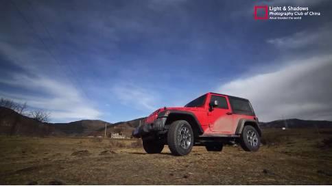 jeep牧马人宣传片