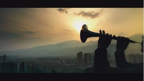 汉阴县城市形象微电影 小城夜曲