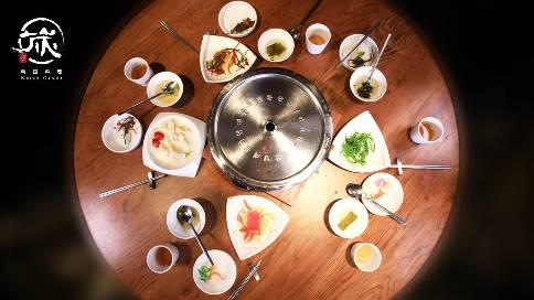 炭韩国料理15s短视频