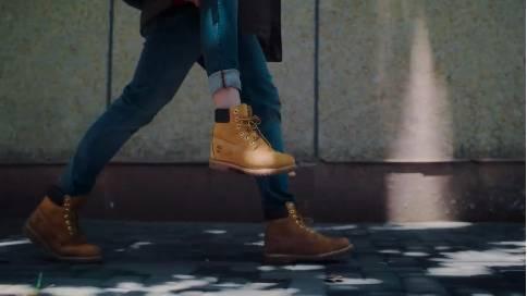 Timberland广告《踢不烂  用一辈子去完成》