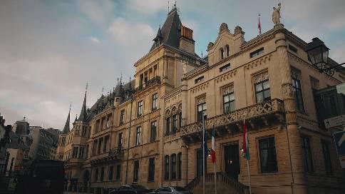 城市纪录片《卢森堡》