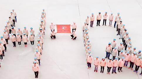 东莞市合权电子企业宣传片中文版 播广传媒摄制