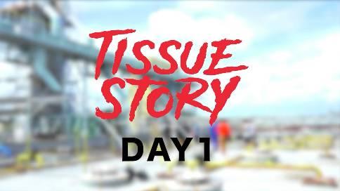 日本创意一镜到底及幕后制作《Tissue Story》
