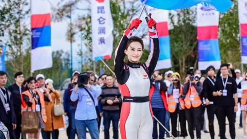 CCPC中国量产车性能大赛 昆明嘉丽泽站视频2分半