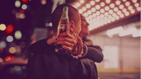 可口可乐创意广告-taste the feeling-压力篇