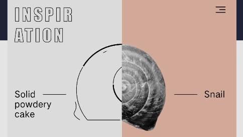 以蜗牛为原型的颜料,拍了部马卡龙风的三维动画
