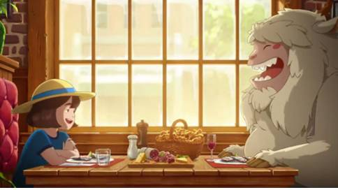 今春又被吉卜力风的俄勒冈动画宣传片美哭了