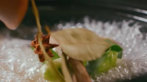食材烹饪视频