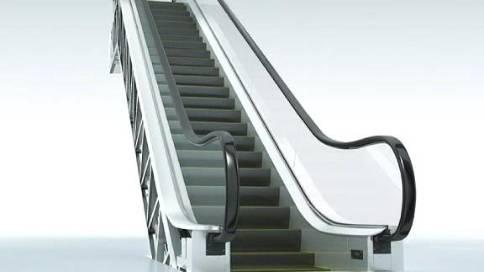 日立HX自动扶梯广告