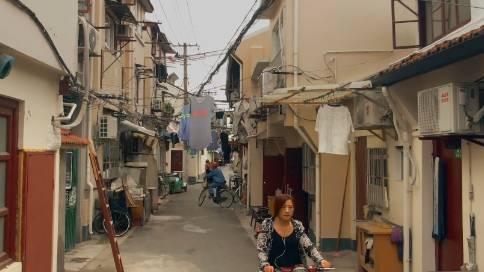 另一面的上海
