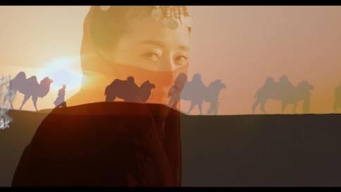 电影《胡杨之恋》主题曲MV