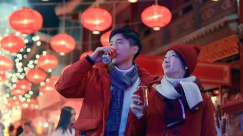 王老吉-过吉祥年,喝红罐王老吉