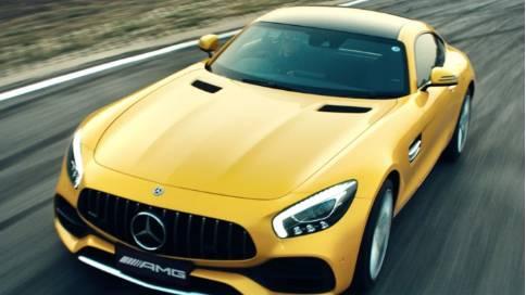 奔驰宣传片-Mercedes AMG DC