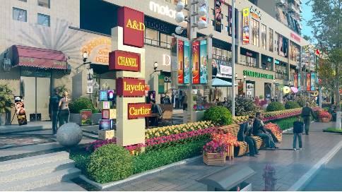 汉阴·西城里商圈宣传片
