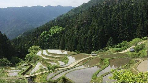 日本垃圾分类示范小镇-上胜町