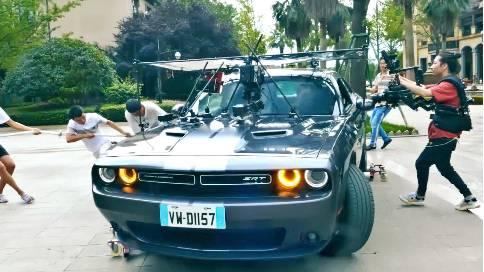 好莱坞专业车拍