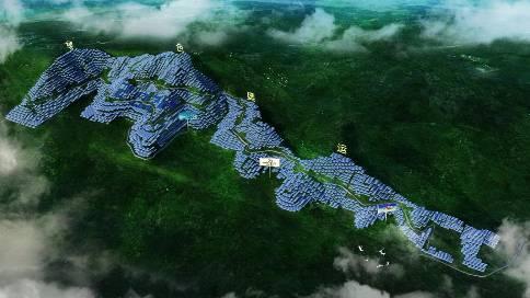 奉献绿色能源   创造美好生活——宣化奥运廊道光伏项目宣传片