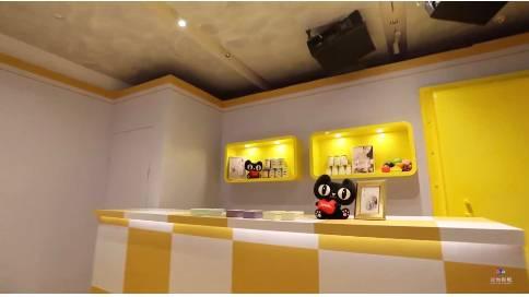 天猫冰淇淋品牌活动拍摄制作