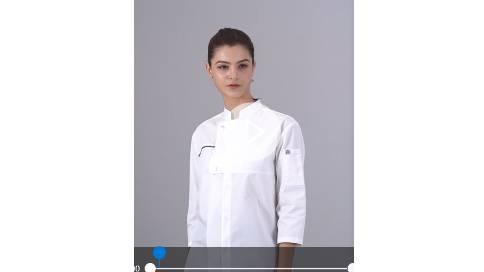 新东方烹饪学校服装展示