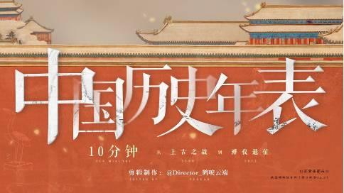史诗!10分钟从上古之战到溥仪退位,中国历史超燃影视化混剪!