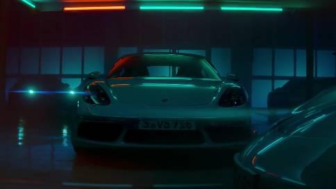 Porsche Taycan-Different Fuel, Same Soul