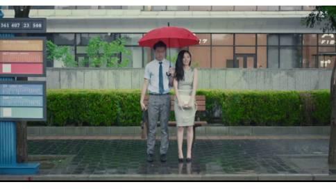 中国气象频道官方宣传片《黑衣人》 - 侯祖辛导演作品