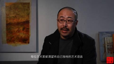 艺术家 张绍杰  短视频