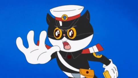 腾讯手机管家-黑猫警长特别篇