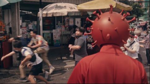 泰國健康促進基金會 交通安全公益廣告