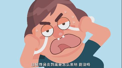 过敏性鼻炎是怎么肥事~~