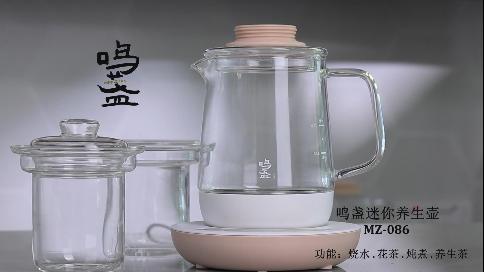 鸣盏养生壶炖煮篇
