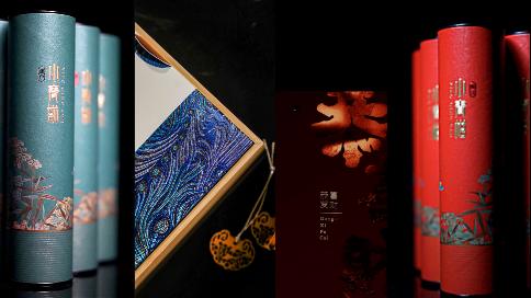「一个茶馆子」礼盒广告 |集锦<1>【4K】
