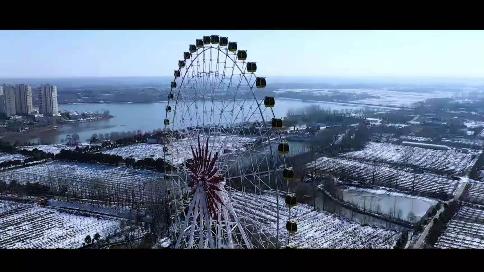 扬州天乐湖2021冬捕节开幕式
