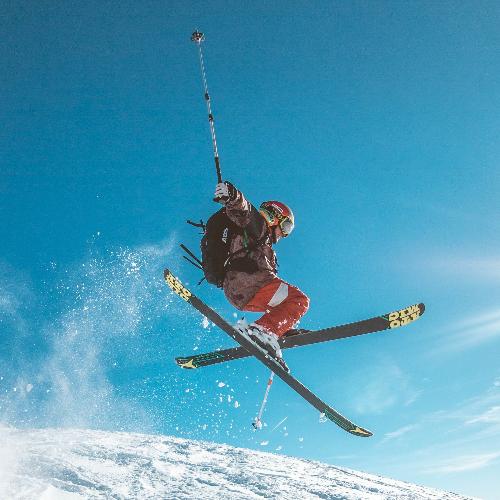 热血沸腾!GoPro 2020-2021冰雪大挑战