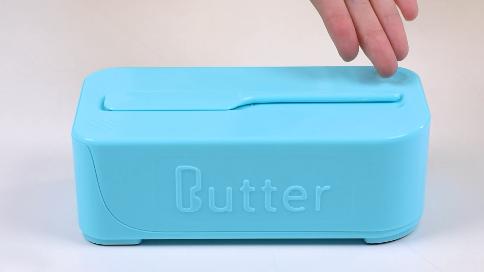 轻便黄油盒